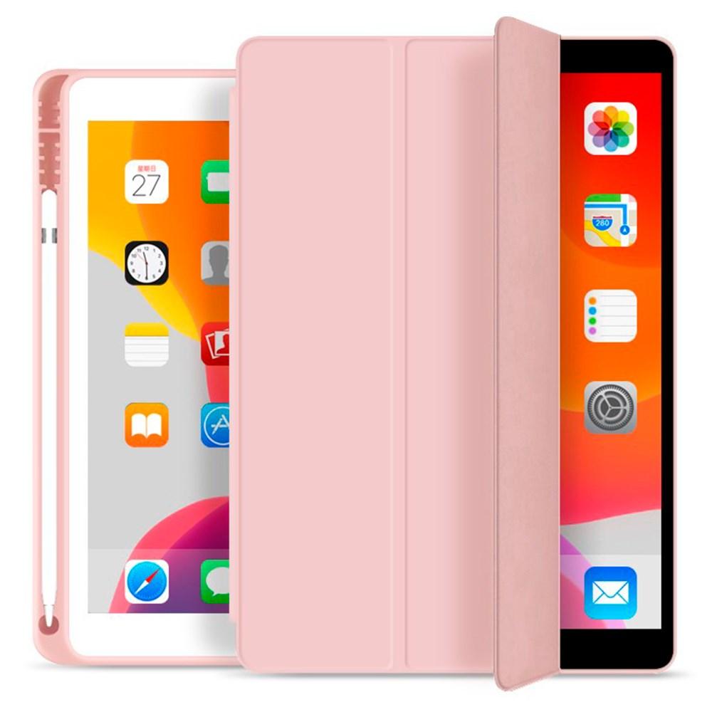 Capa iPad 7a e 8a Geração 10.2 Polegadas WB Premium Slim Antichoque com Compart. para Pencil