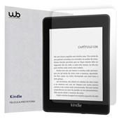 Produto Película Novo Kindle Paperwhite a Prova D'agua WB ® Fosca Anti-Risco Anti-Poeira Anti-UV
